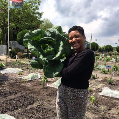 Bloei & Groei - Tuinen - samen groeien in Amsterdam