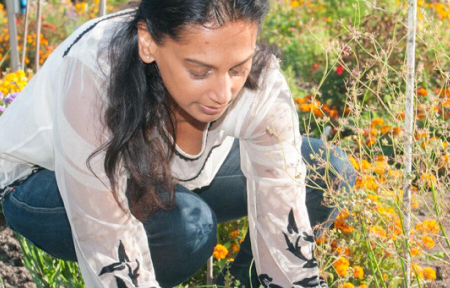 Tuinieren en groeien met Bloei & Groei