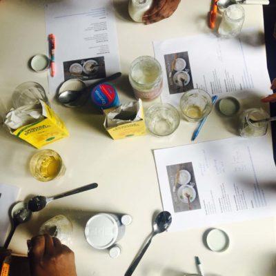 Workshop zelf deo en tandpasta maken - Bloei & Groei